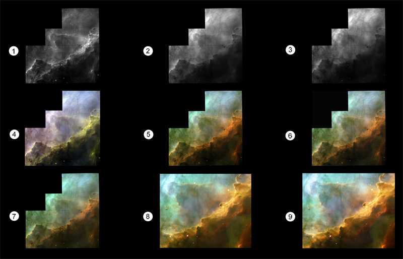 raw pictures from hubble - photo #43